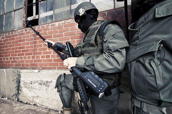 tactical SWAT camera