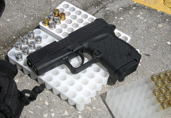Diamondback DB9 handgun Review