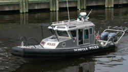 Norfolk PD Marine Patrol