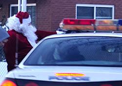 Christmas Police