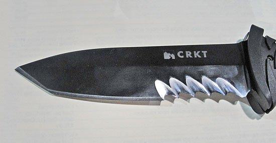 CRKT Ultima knife blade