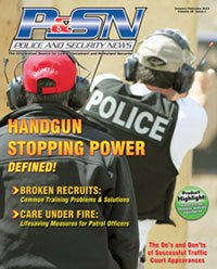 Police & Security News Subscription
