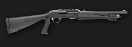 Remington R12E Shotgun