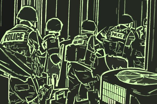 SWAT art