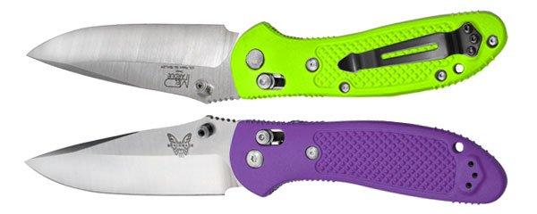 Benchmade custom knives