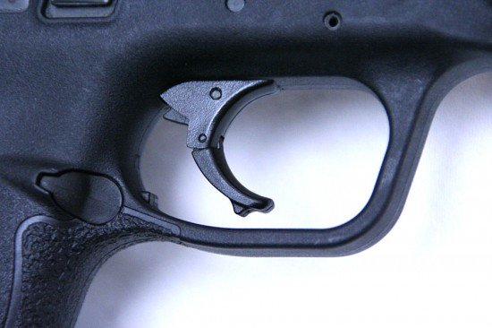 Smith & Wesson M&P trigger