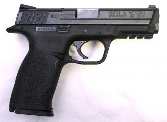 S&W M&P pistol