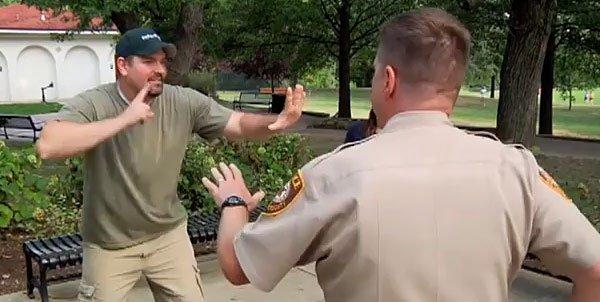 Law Enforcement Training Video Deaf
