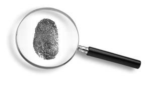 fingerprint murder investigation police training