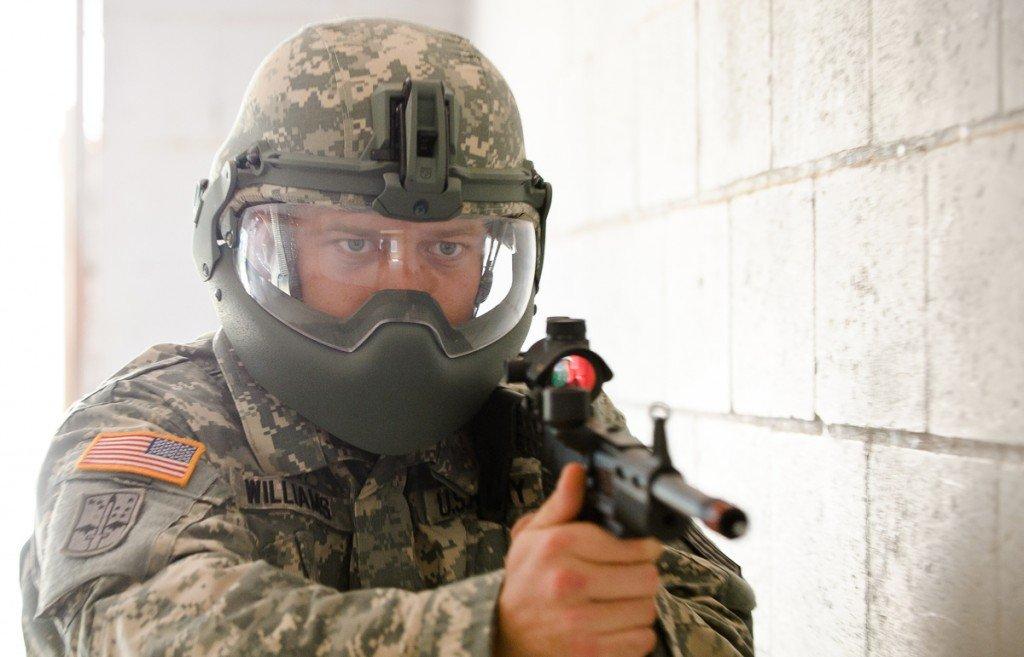 Revision Batlskin helmet system