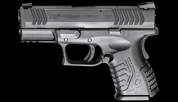 Springfield XD(M) 3 8 Review