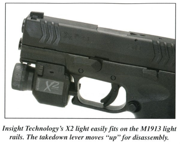 Springfield XD(M) 3.8 Review