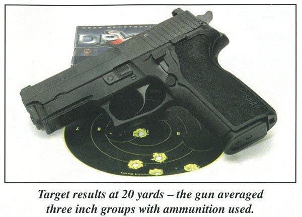 SIG SAUER P229 E2 Review