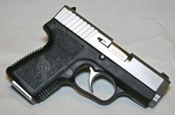 Kahr CM9 9mm pistol