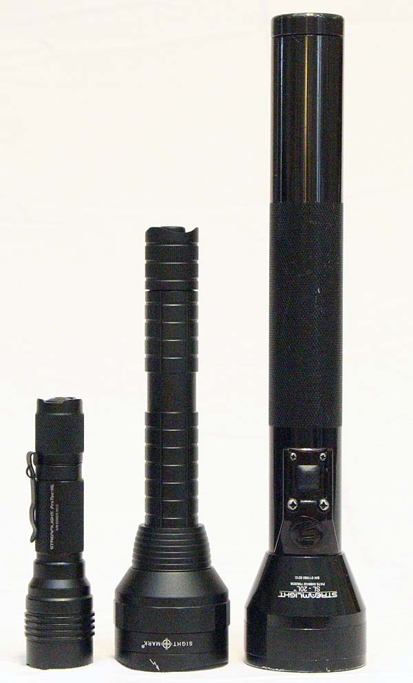 Sightmark H2000 size