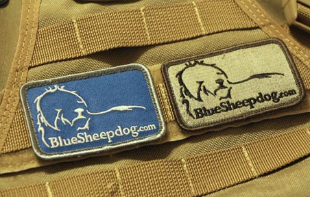 BlueSheepdog patch