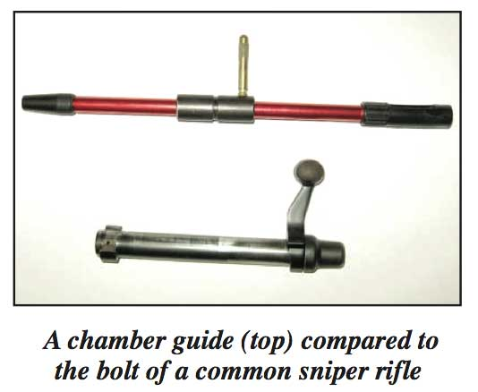 sniper rifle chamber guide