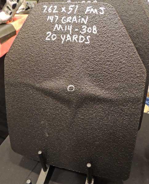 7.62x51 NATO Armor Plates
