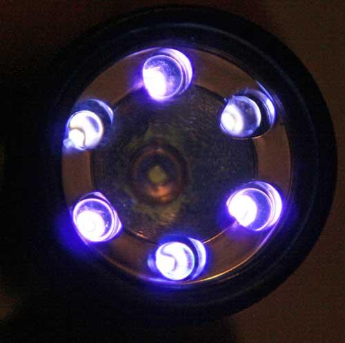 Streamlight UV flashlight