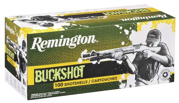 police shotgun ammo