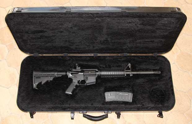TKL gun case