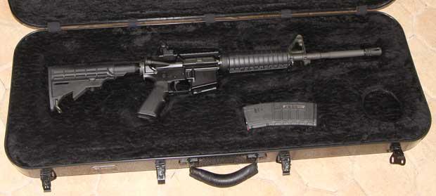 gun case review