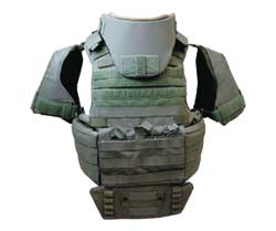 swat body armor