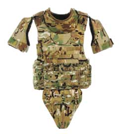 tactical body armor