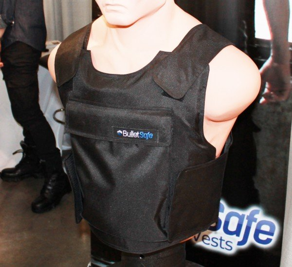 BulletSafe Vest Close