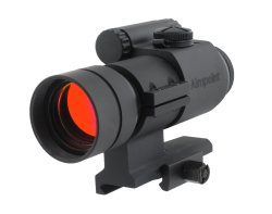The Aimpoint Carine Optic (ACO) provides MSR shooters a quality optic at a decent price.