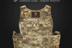 The Tac Pro Gear MPC in Kryptek Mandrake camouflage pattern.