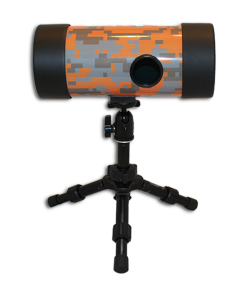 The Target Vision short range camera provides real-time digital shooting information.