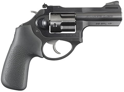 """Ruger's LCR with 3"""" barrel."""