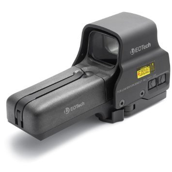 The EOTech 518 holographic sight.