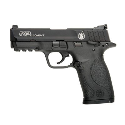 The Smith & Wesson M&P 22 Compact