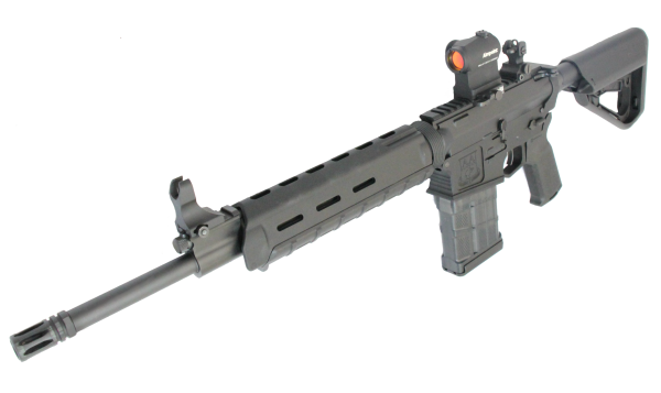 The new Adams Arms Small Frame .308