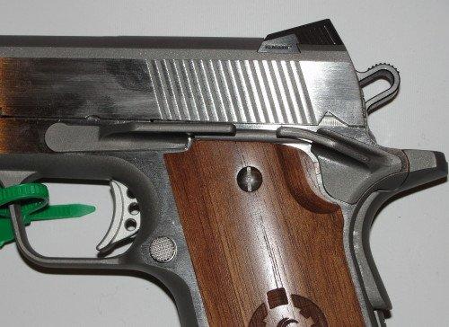 Coonan 1911 in  357 Magnum