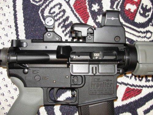 Adams Arms New  308 Piston Rifle