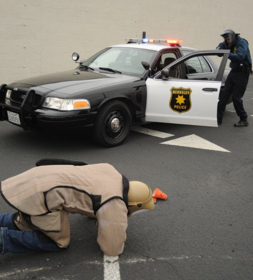 Police force-on-force (RBT) training is key to successful deadly force encounters.