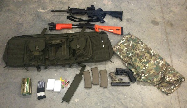 Here is what one of my snipers put together to carry in the VooDoo bag on short notice. There was still a lot of space left in the outer pockets.