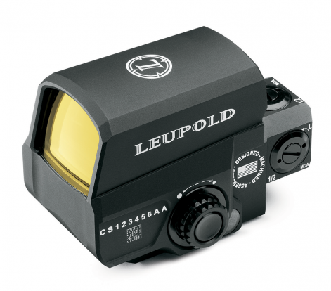 The Leupold Carbine Optic (LPO) is just one reflex sight option.