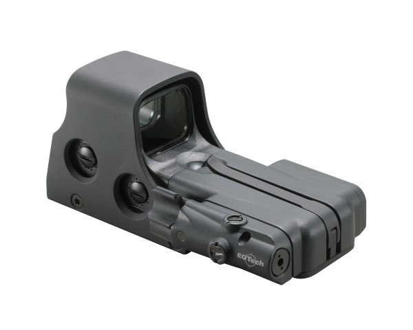 EOTech with Laser Battery Cap added on.