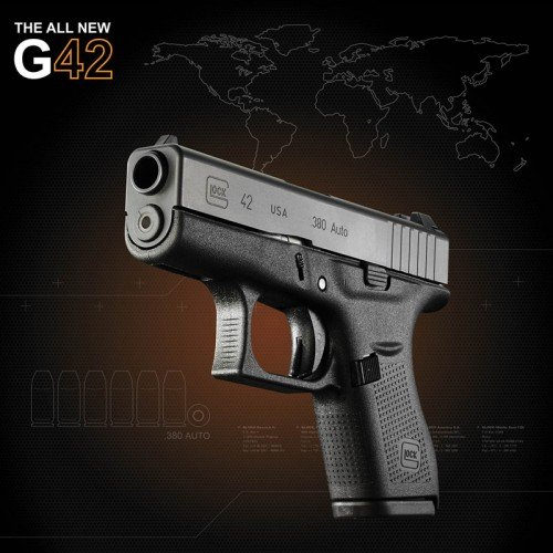 The Glock 42 in .380 has become very popular. The new Glock 43 will likely exceed the sales of the 42.
