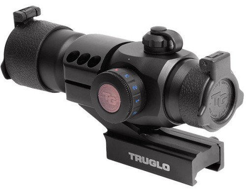 The TruGlo Triton 30mm with Cantilever Mount