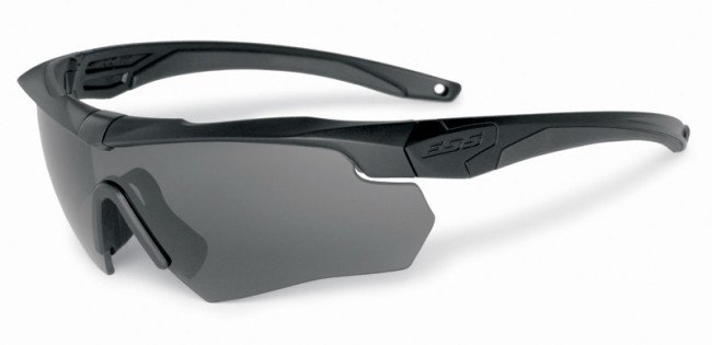 The ESS Crossbow Eye Pro with Smoked Gray lenses