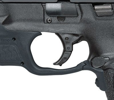 The cantilever style M&P trigger.