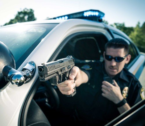 The HK VP9 and VP40 should be very popular with law enforcement agencies.