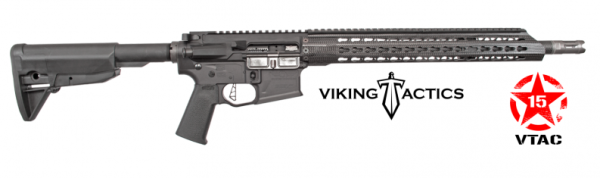 The new Christensen Arms VTAC-15 rifle.