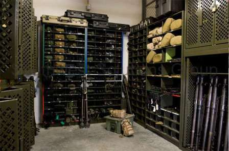 An armory from Southwest Solutions.