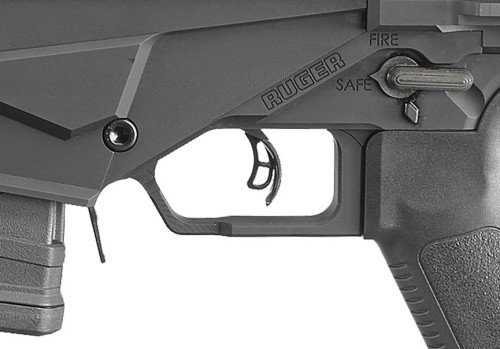 The Ruger Marksman Adjustable Trigger is a great feature.